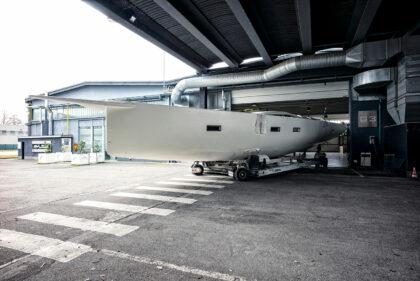 The Mylius Boatyard